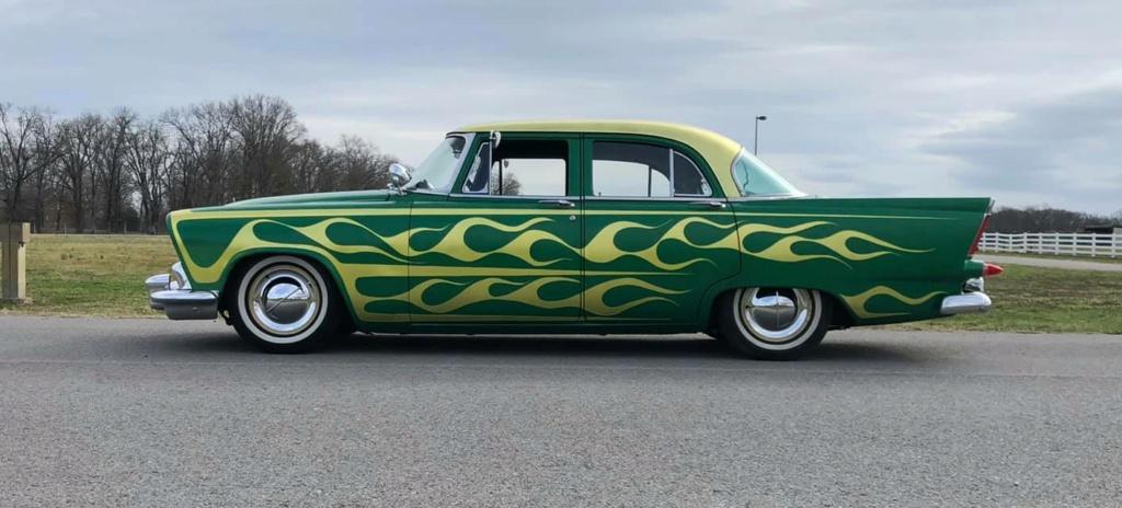 Plymouth & Desoto diplomat 1955 - 1956 custom & mild custom - Page 2 15981810