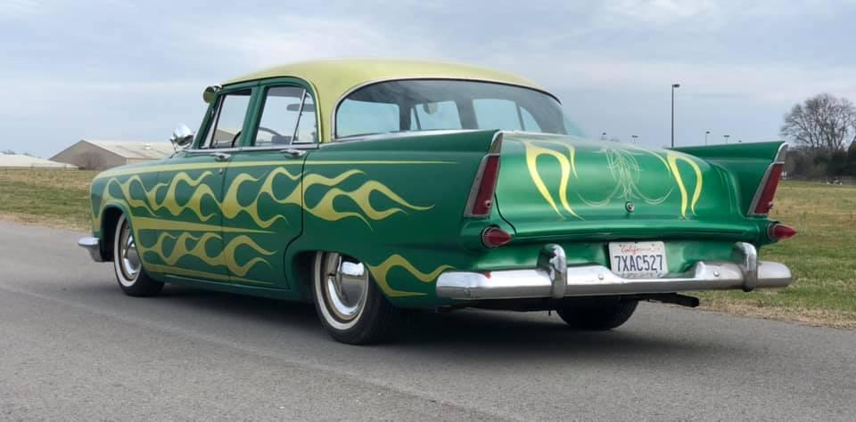 Plymouth & Desoto diplomat 1955 - 1956 custom & mild custom - Page 2 15983910