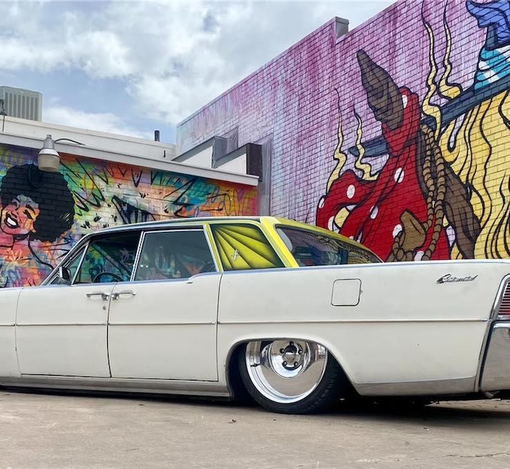 1965 Lincoln Continental - pac man's garage 15985910
