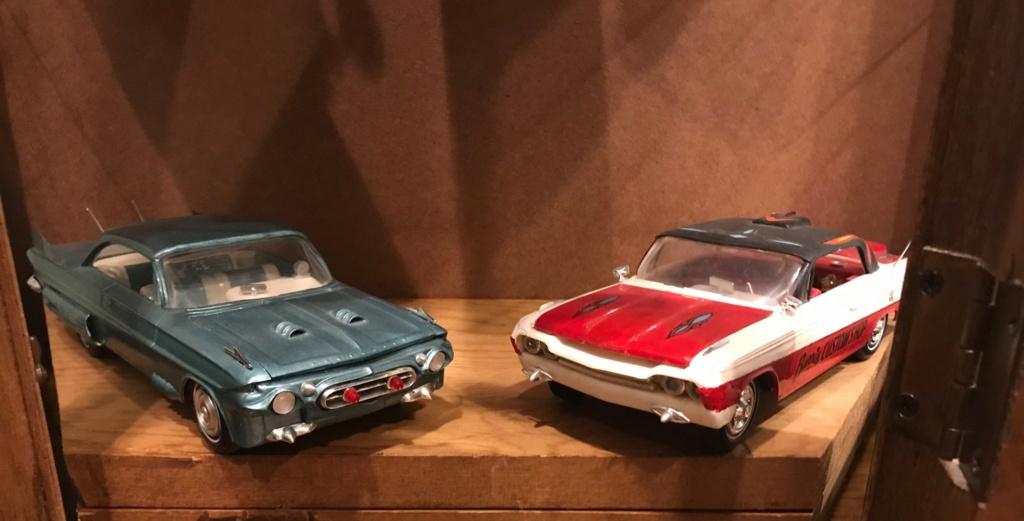 Vintage built automobile model kit survivor - Hot rod et Custom car maquettes montées anciennes - Page 14 15992710