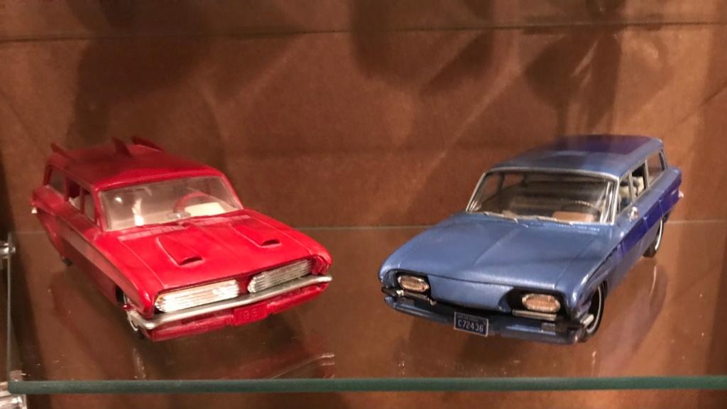 Vintage built automobile model kit survivor - Hot rod et Custom car maquettes montées anciennes - Page 14 15994210