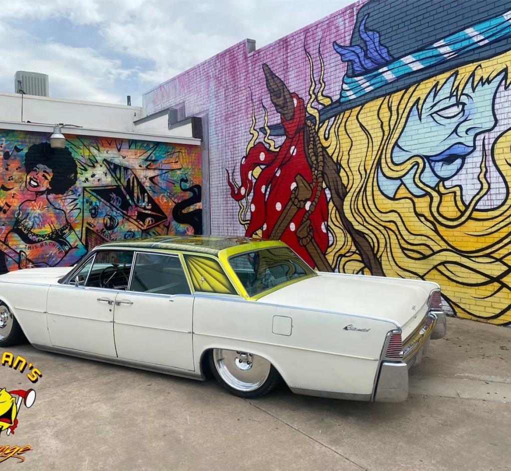 1965 Lincoln Continental - pac man's garage 15997110
