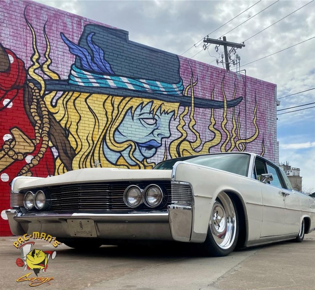 1965 Lincoln Continental - pac man's garage 16021510