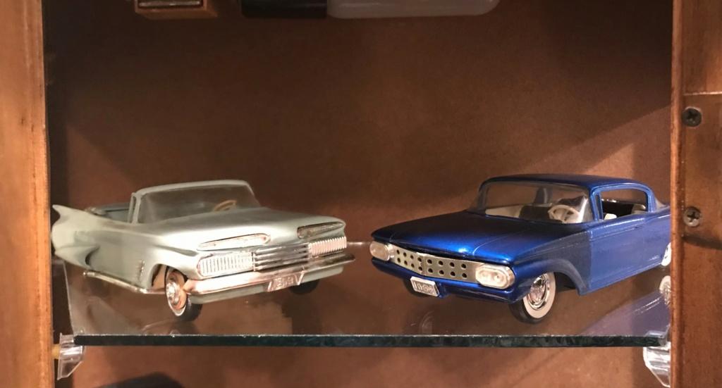 Vintage built automobile model kit survivor - Hot rod et Custom car maquettes montées anciennes - Page 14 16056210