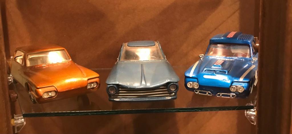 Vintage built automobile model kit survivor - Hot rod et Custom car maquettes montées anciennes - Page 14 16056610