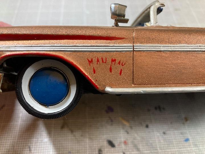 Vintage built automobile model kit survivor - Hot rod et Custom car maquettes montées anciennes - Page 14 16062510