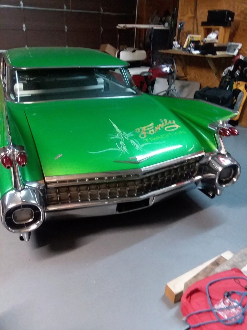 Cadillac 1959 - 1960 custom & mild custom - Page 4 1614