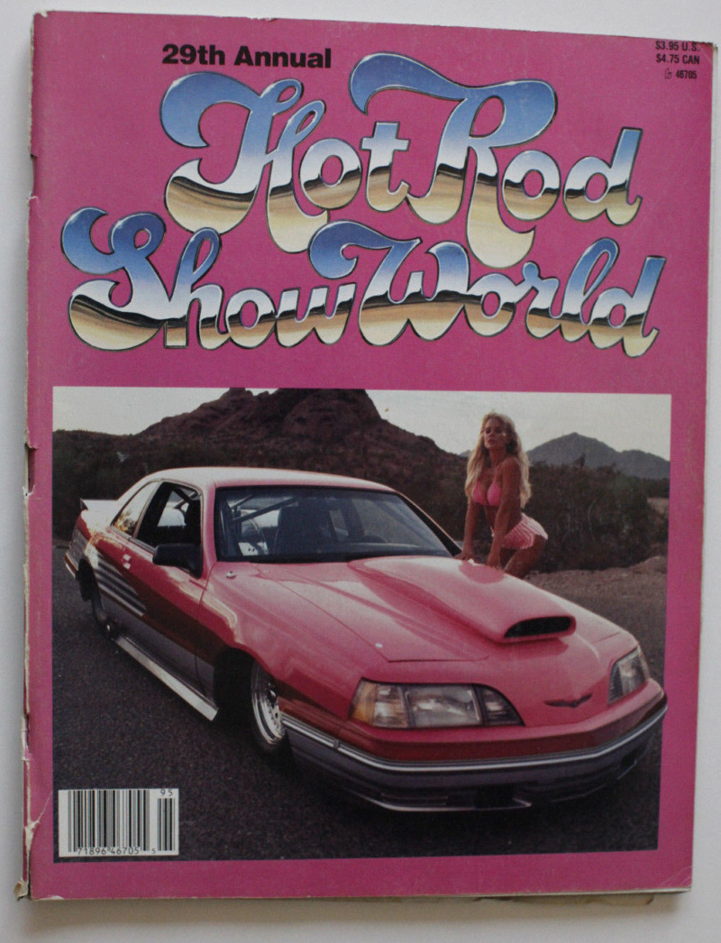 Hot Rod Show World Annual 1615
