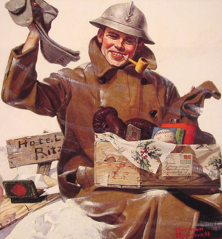 Norman Rockwell - painter (1894 -1978) 16831910