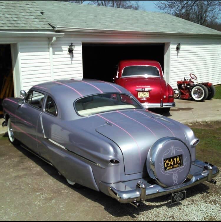 Ford 1949 - 50 - 51 (shoebox) custom & mild custom galerie - Page 29 16907010