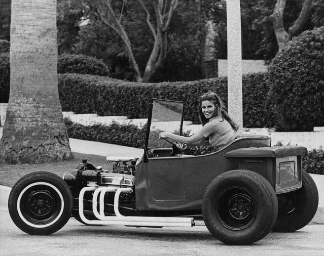 "Hot rod in street - Vintage pics - ""Photos rétros"" -  - Page 7 16927910"