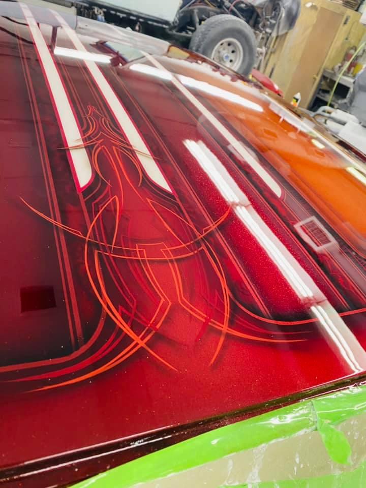 auto's crazy paint - peinture de fou sur carrosseries - Page 2 16931510