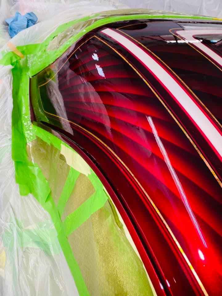 auto's crazy paint - peinture de fou sur carrosseries - Page 2 16944410