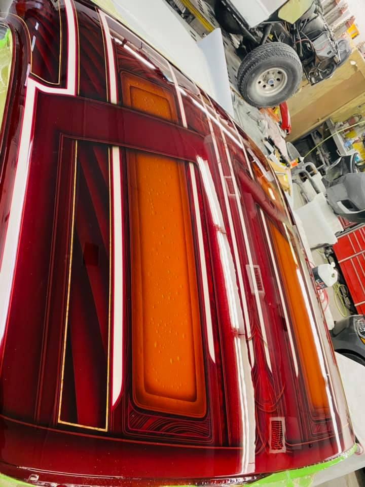 auto's crazy paint - peinture de fou sur carrosseries - Page 2 16948210