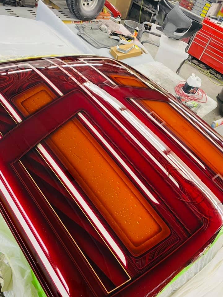 auto's crazy paint - peinture de fou sur carrosseries - Page 2 16955810