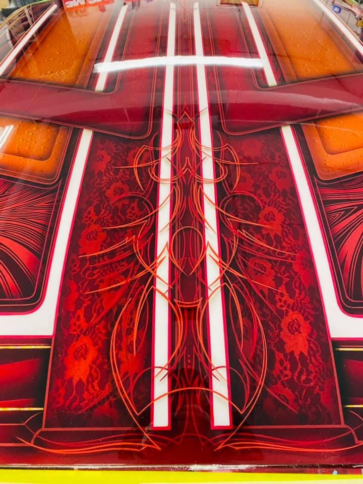 auto's crazy paint - peinture de fou sur carrosseries - Page 2 16963210