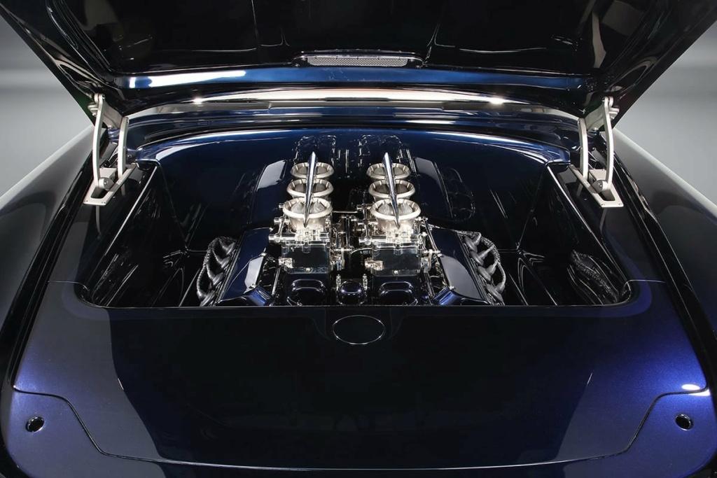 1956 Oldsmobile 98. Oldssled - Heffrey Hess built by Pro Design Hot Rods in Santa Ana CA 16967510