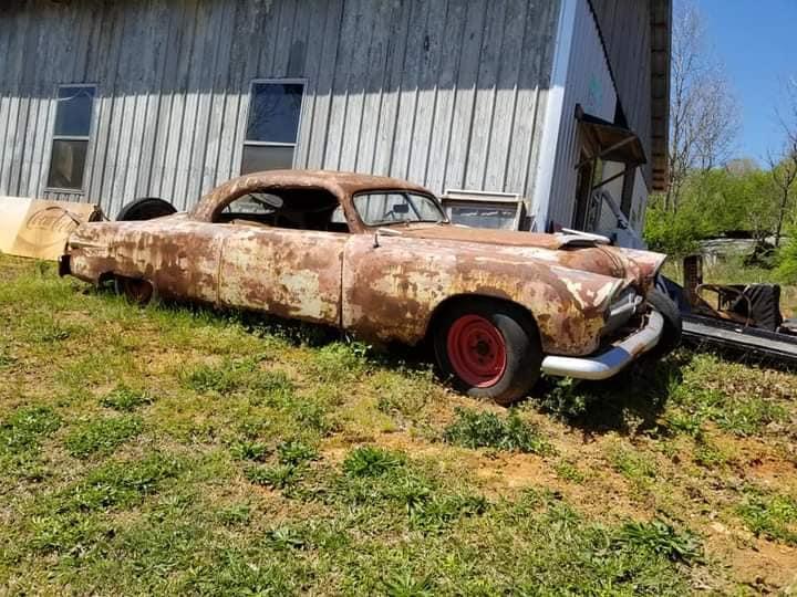 Survivor custom car retrouvé dans l'Alabama 16973910