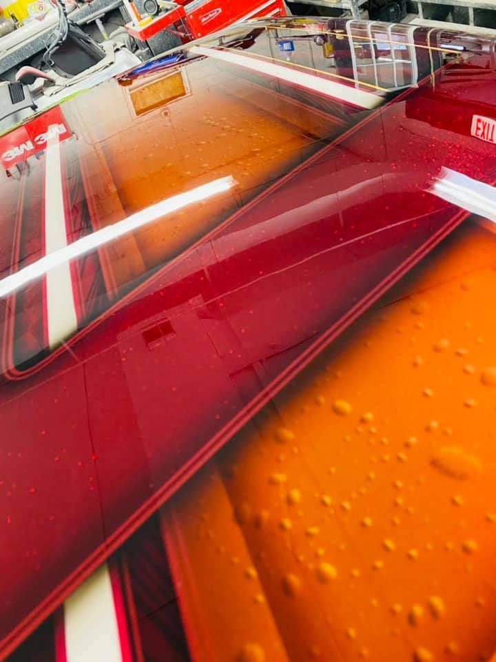 auto's crazy paint - peinture de fou sur carrosseries - Page 2 17013110