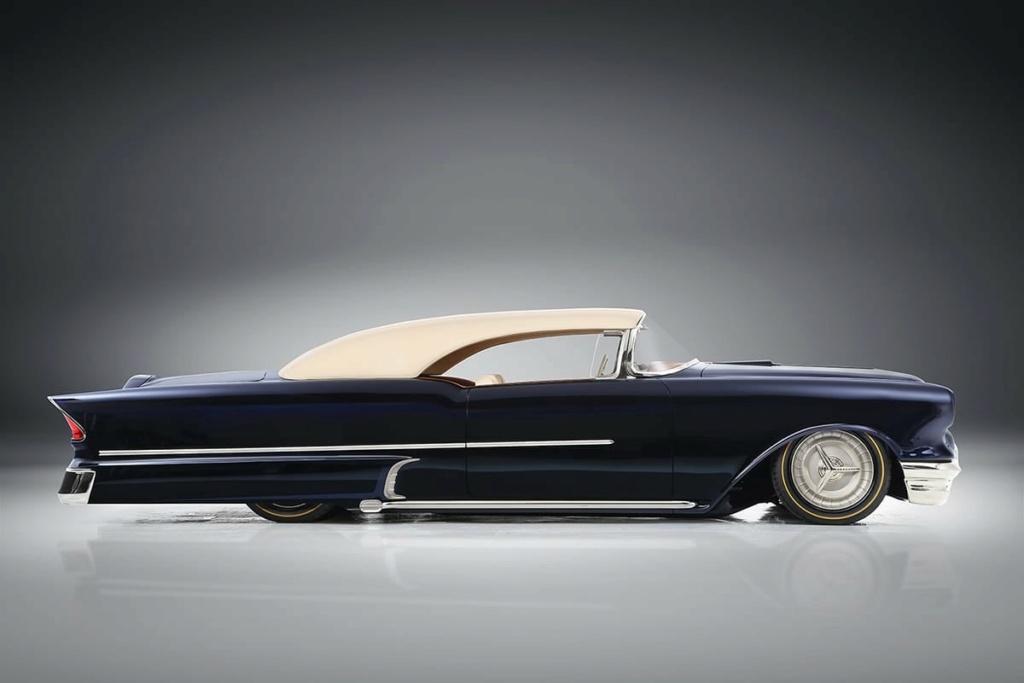 1956 Oldsmobile 98. Oldssled - Heffrey Hess built by Pro Design Hot Rods in Santa Ana CA 17019710
