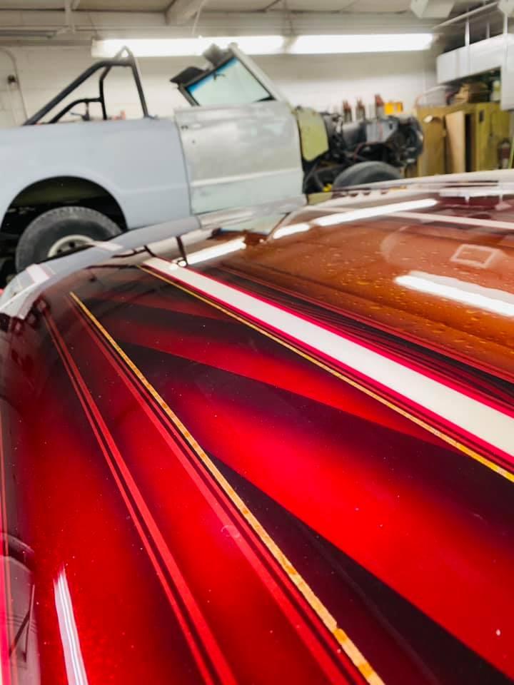 auto's crazy paint - peinture de fou sur carrosseries - Page 2 17036310