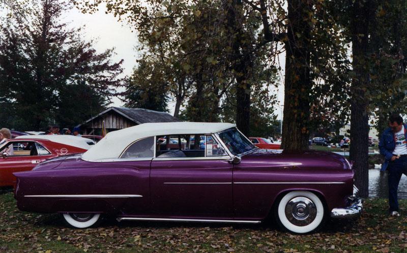 Oldsmobile 1948 - 1954 custom & mild custom - Page 8 17051110