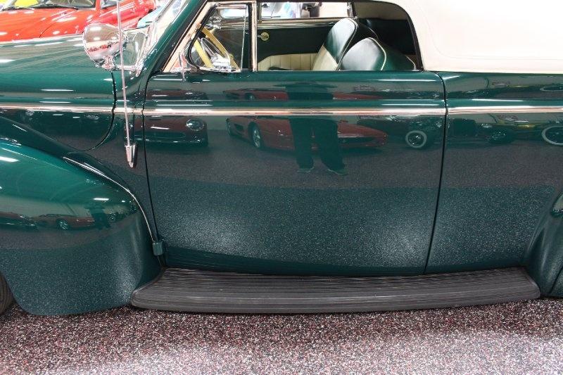 1940 Mercury Convertible - Charles Marr - Carl Morton -  Valley Custom Shop 1711