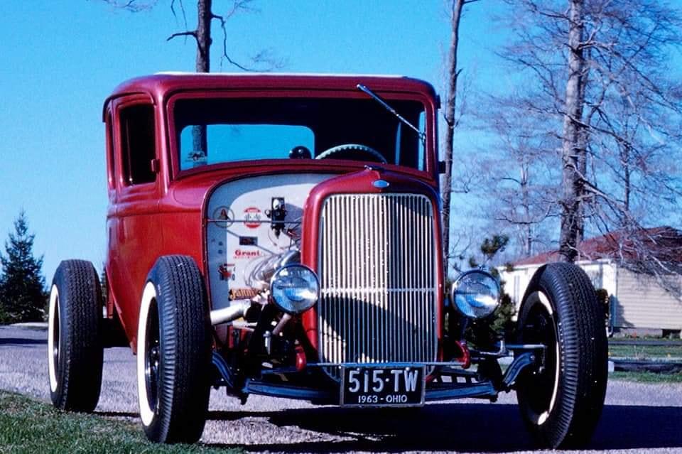 "Hot rod in street - Vintage pics - ""Photos rétros"" -  - Page 7 17165510"