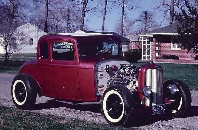 "Hot rod in street - Vintage pics - ""Photos rétros"" -  - Page 7 17207810"