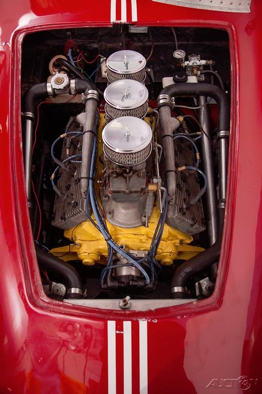 1952 Crosley Almquist Sabre 1724