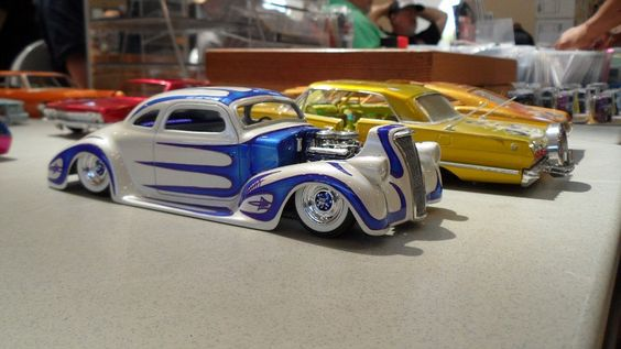 Model Kits Contest - Hot rods and custom cars - Page 2 176f4510