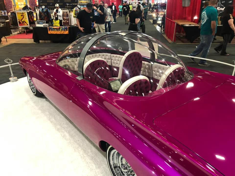 Forcasta tribute - Owner Builder Everett Reynolds _ original concept design Darrill Starbird 1961 - Chevrolet Corvair 1960 17883310