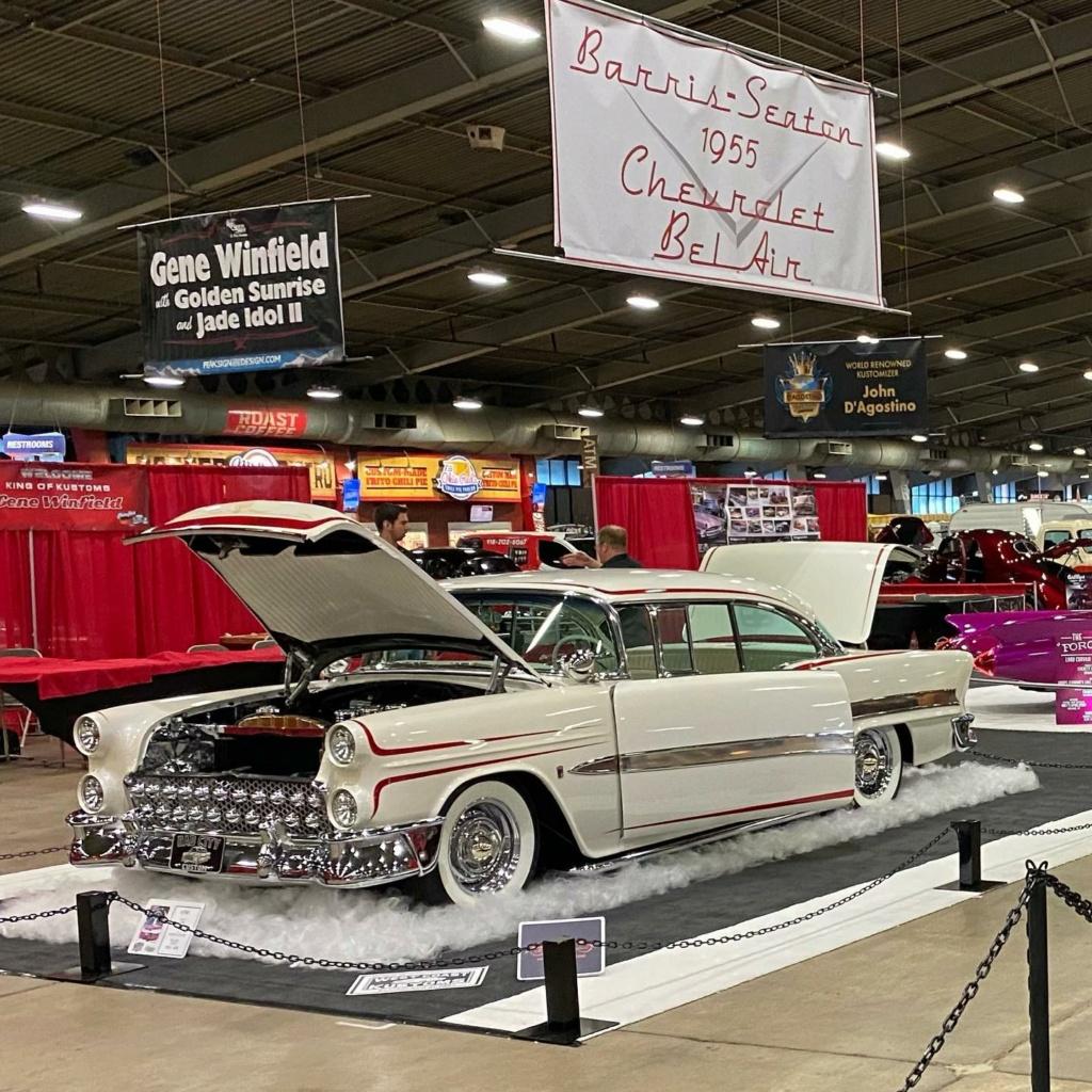 1955 Chevrolet - Jim Seaton - Barris Kustoms 17948710