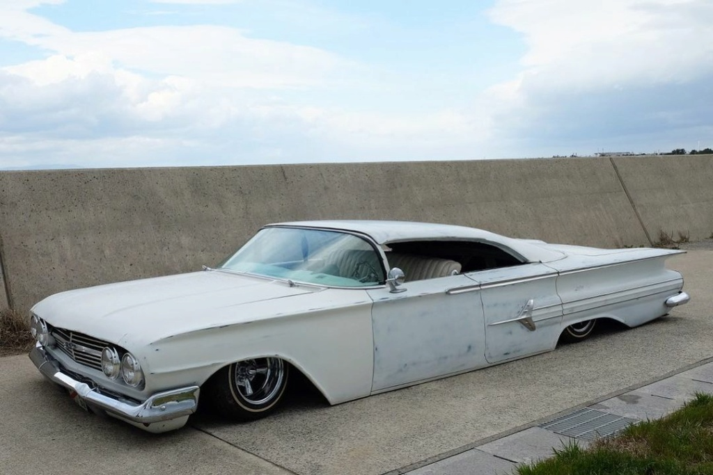 Chevy 1960 custom & mild custom - Page 6 17958810