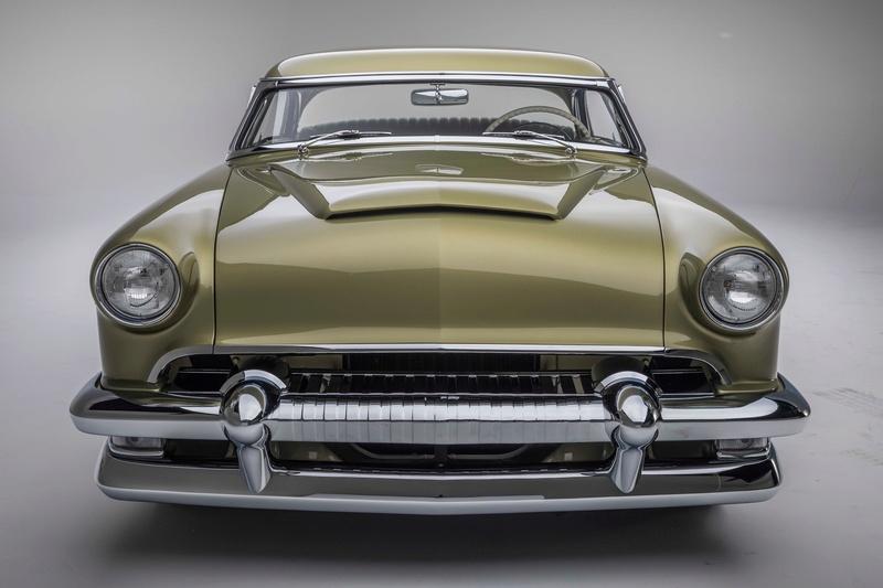 1954 Mercury Monterey - El Sueno - Scott & Holly Roberts  - Altissimo Restoration 18-19510