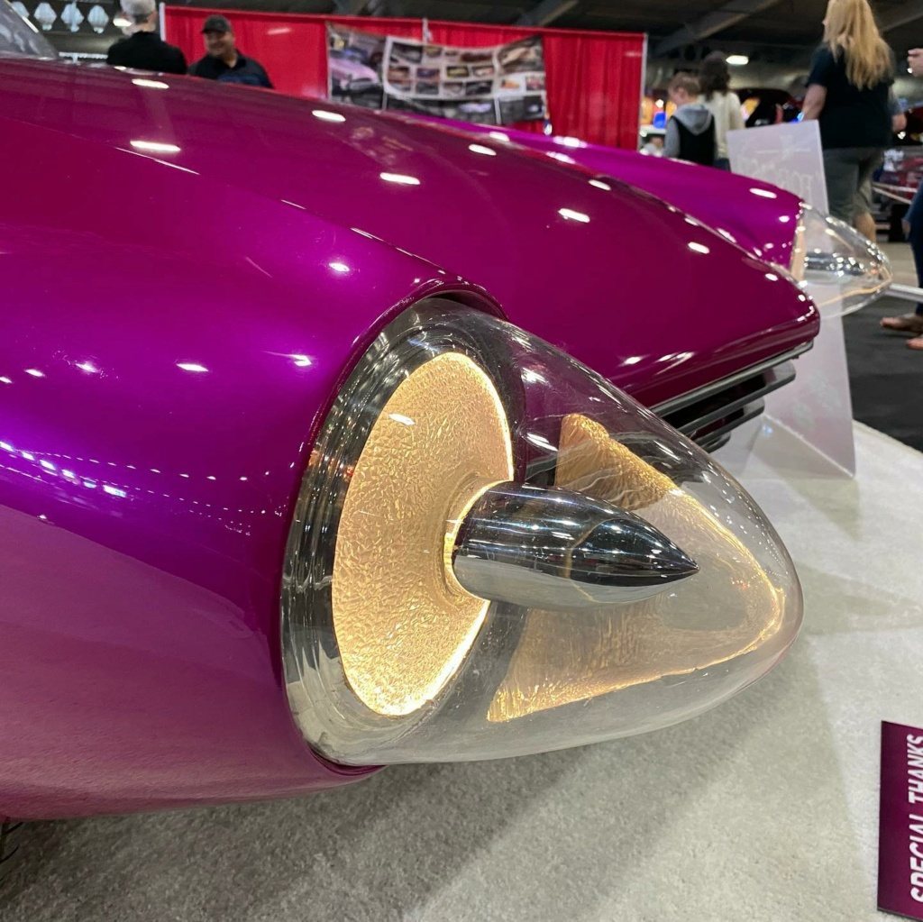 Forcasta tribute - Owner Builder Everett Reynolds _ original concept design Darrill Starbird 1961 - Chevrolet Corvair 1960 18050110