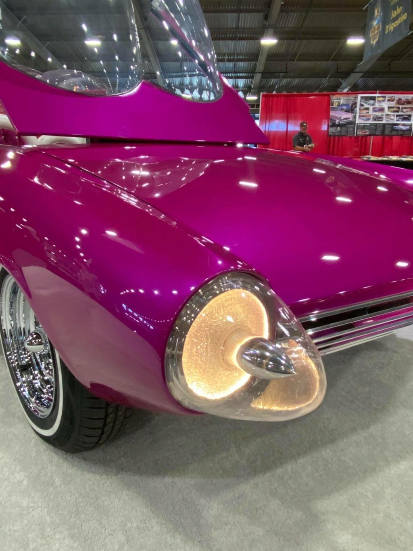Forcasta tribute - Owner Builder Everett Reynolds _ original concept design Darrill Starbird 1961 - Chevrolet Corvair 1960 18063310