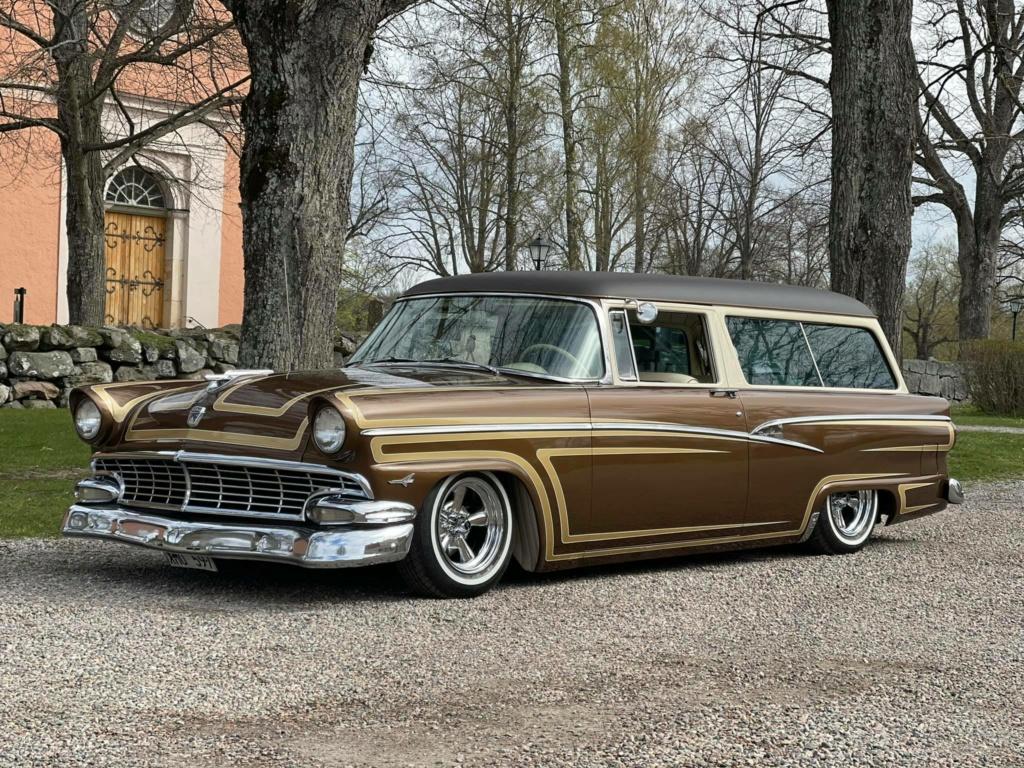 Ford 1955 - 1956 custom & mild custom - Page 9 18079610