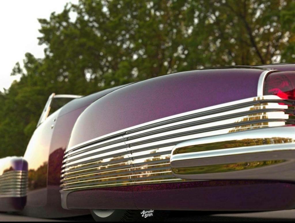 Abimelec Design - Buick Y Job Concept car Low Rider - Digitaly art 18372110