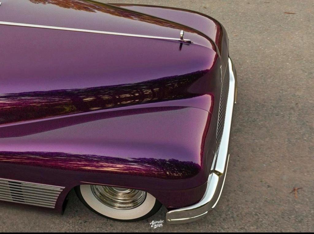 Abimelec Design - Buick Y Job Concept car Low Rider - Digitaly art 18386710