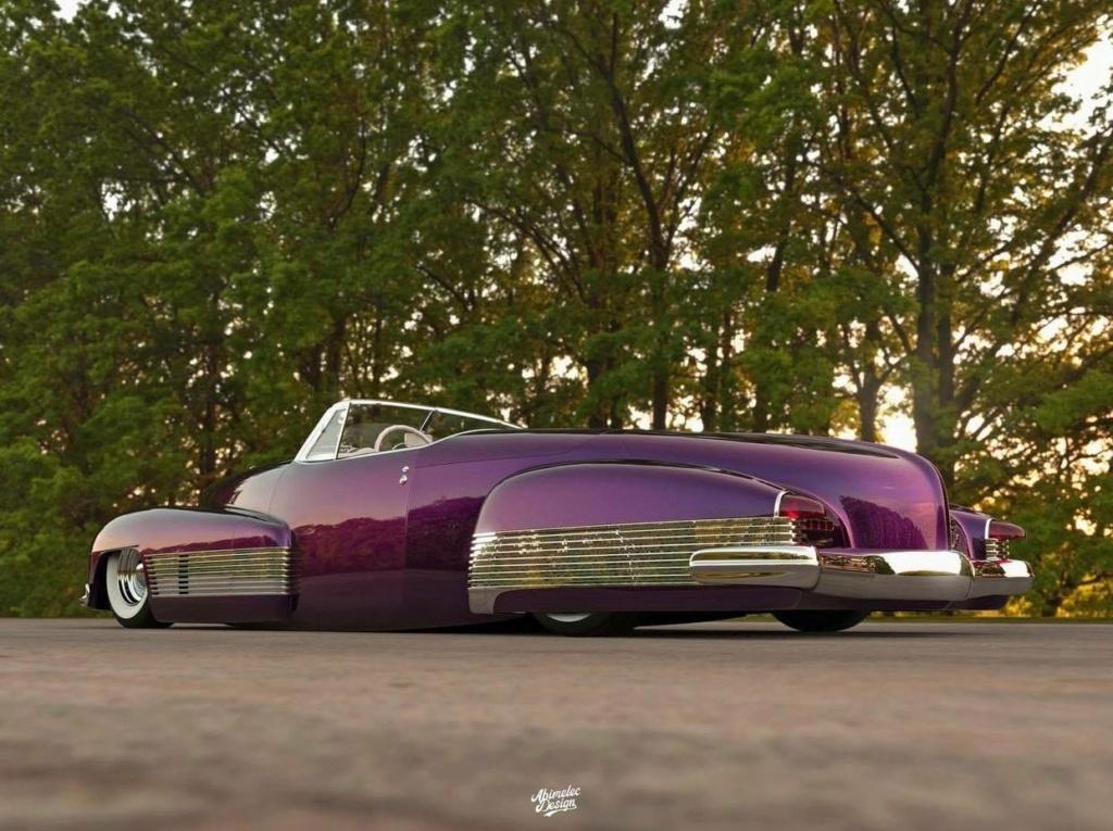 Abimelec Design - Buick Y Job Concept car Low Rider - Digitaly art 18393010