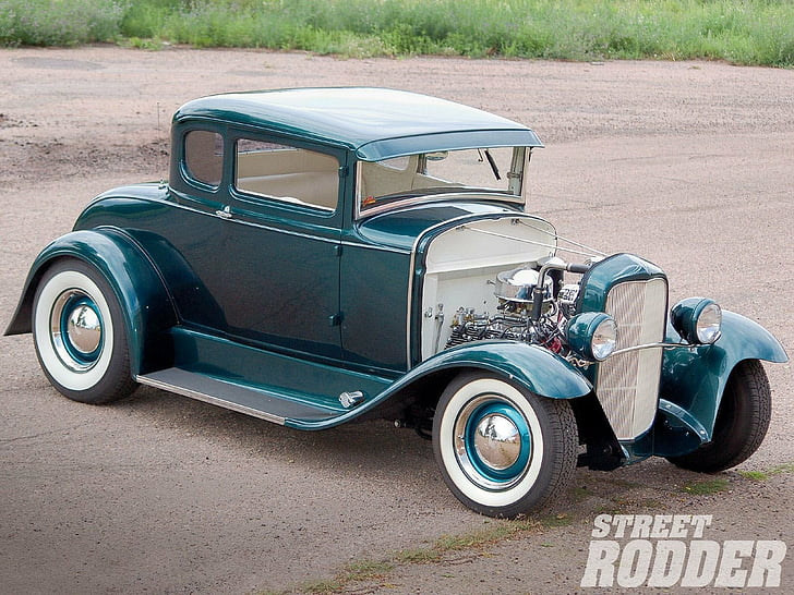 Traditional hot rods to 40s, 50s and 60s 1930-c10