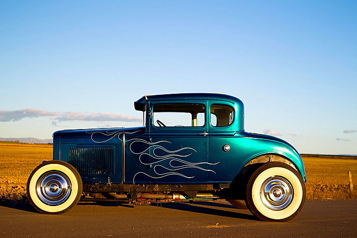 Traditional hot rods to 40s, 50s and 60s 1931-c10