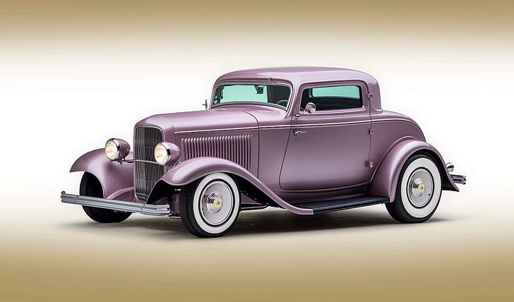 Traditional hot rods to 40s, 50s and 60s 1932-a10
