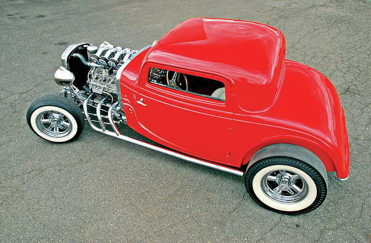 Traditional hot rods to 40s, 50s and 60s 1932-c10