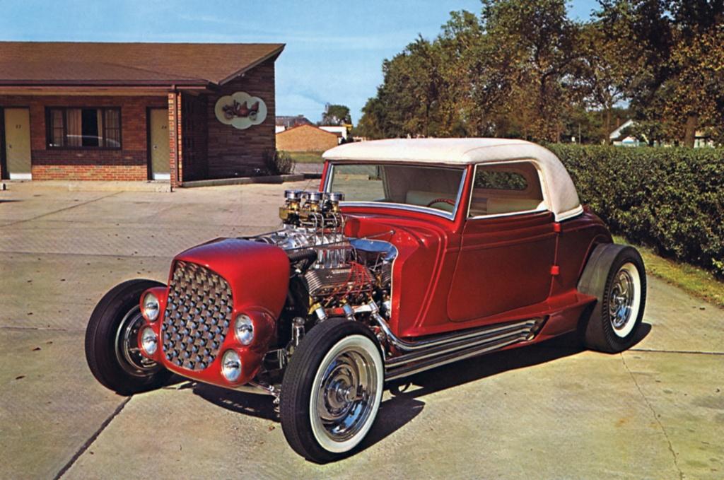 69'er - 1934 Ford - Alexander Bros - Don Vargo 1934-c10