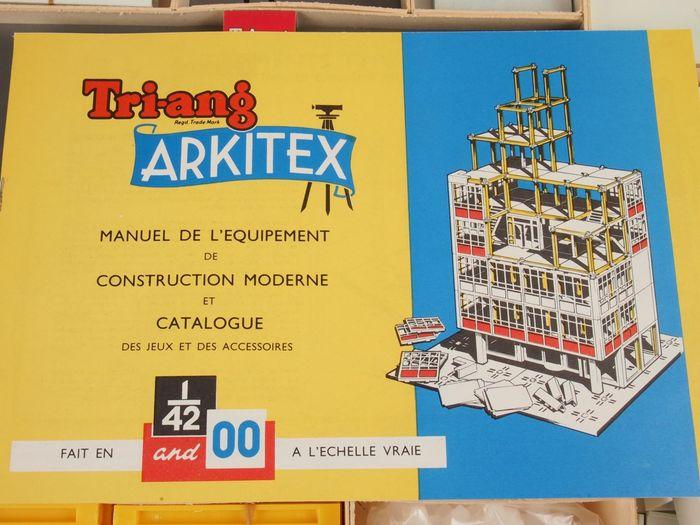 ARKITEX - Triang - Jeu de constructions 19353110