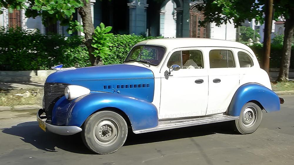 Classic cars to Cuba 1939_c10