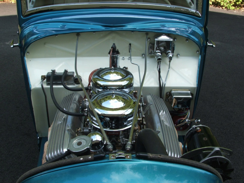 1934 Ford 5 Window Coupe hot rodded in 1967 19420510