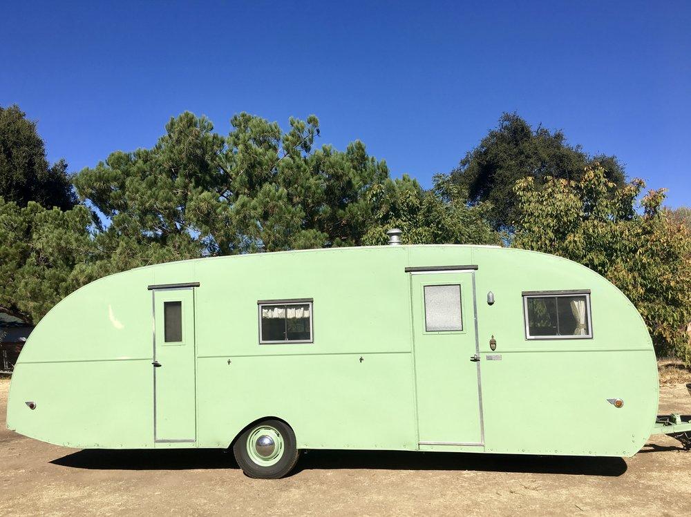 Masterbilt trailer 1947ma10